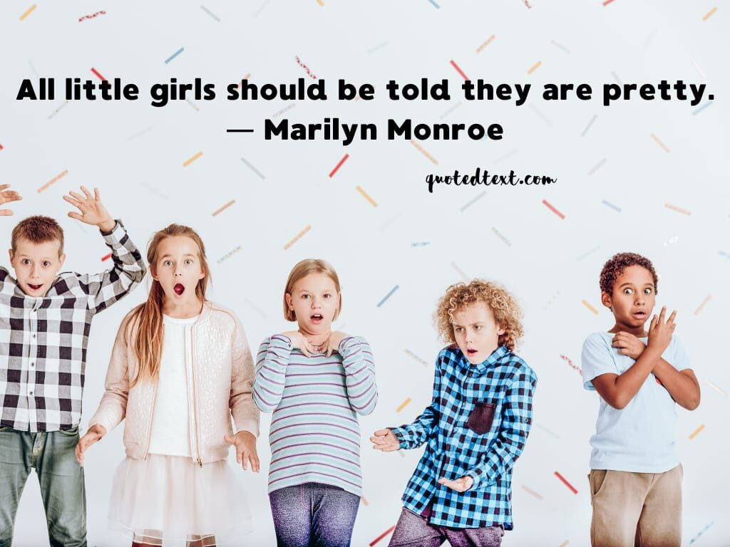 little girl quotes