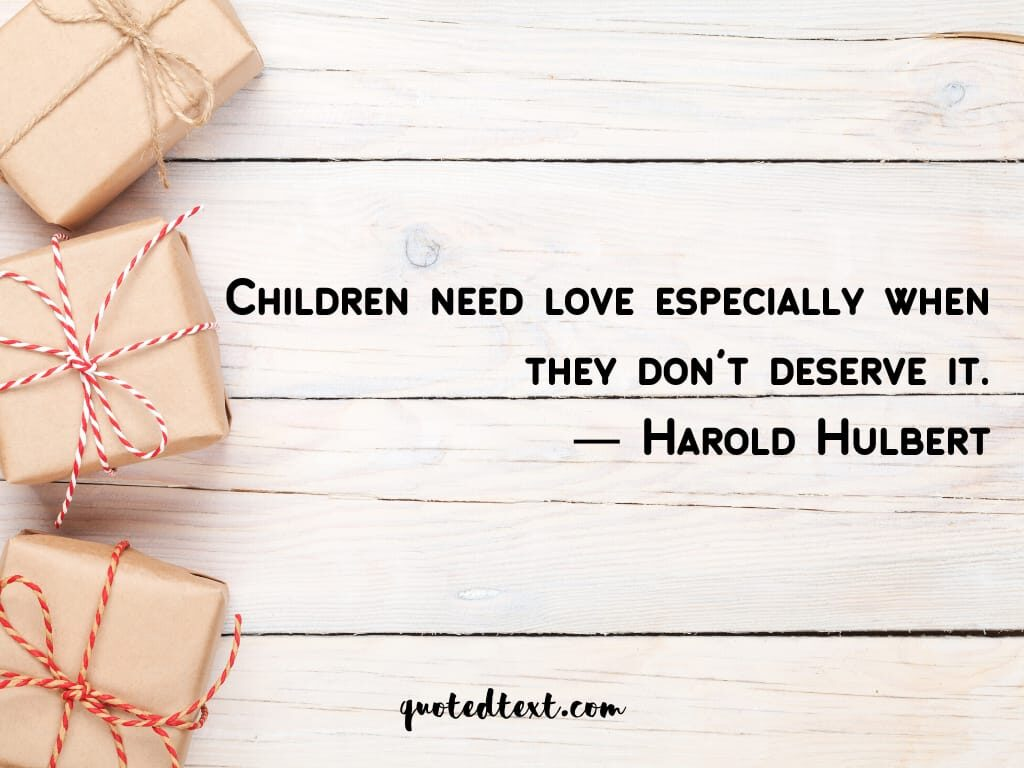 love children quotes