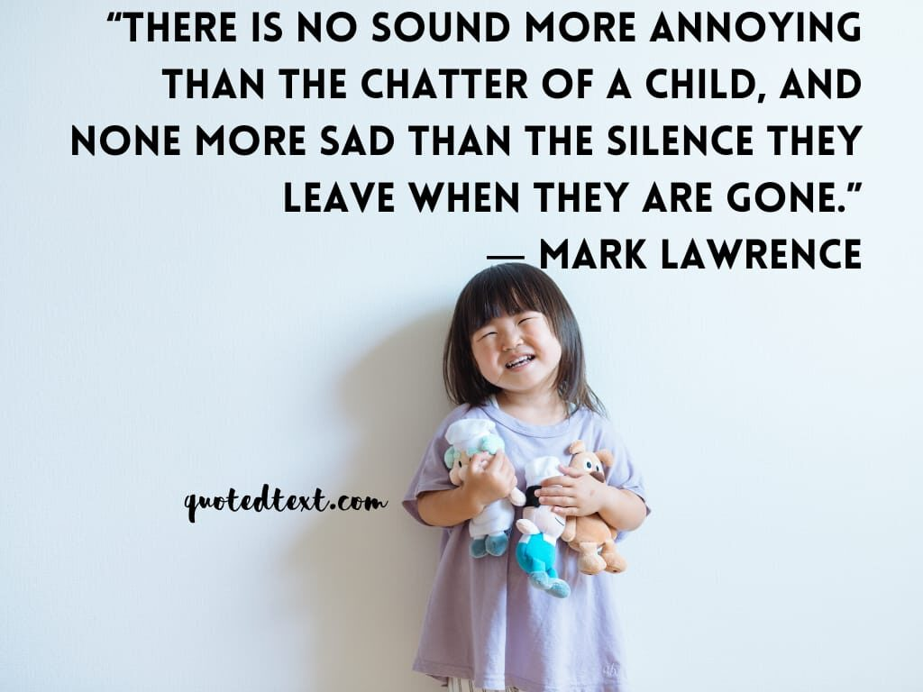 sad children quotes