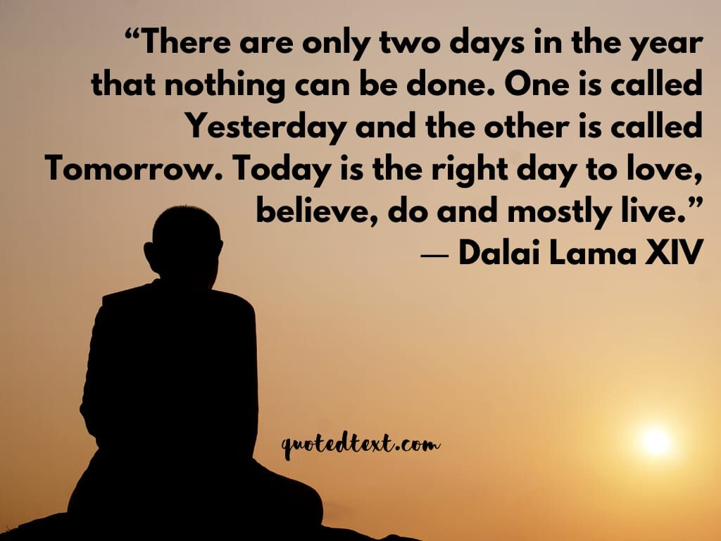 do it today quotes