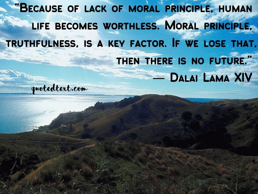 dalai lama truthful quotes