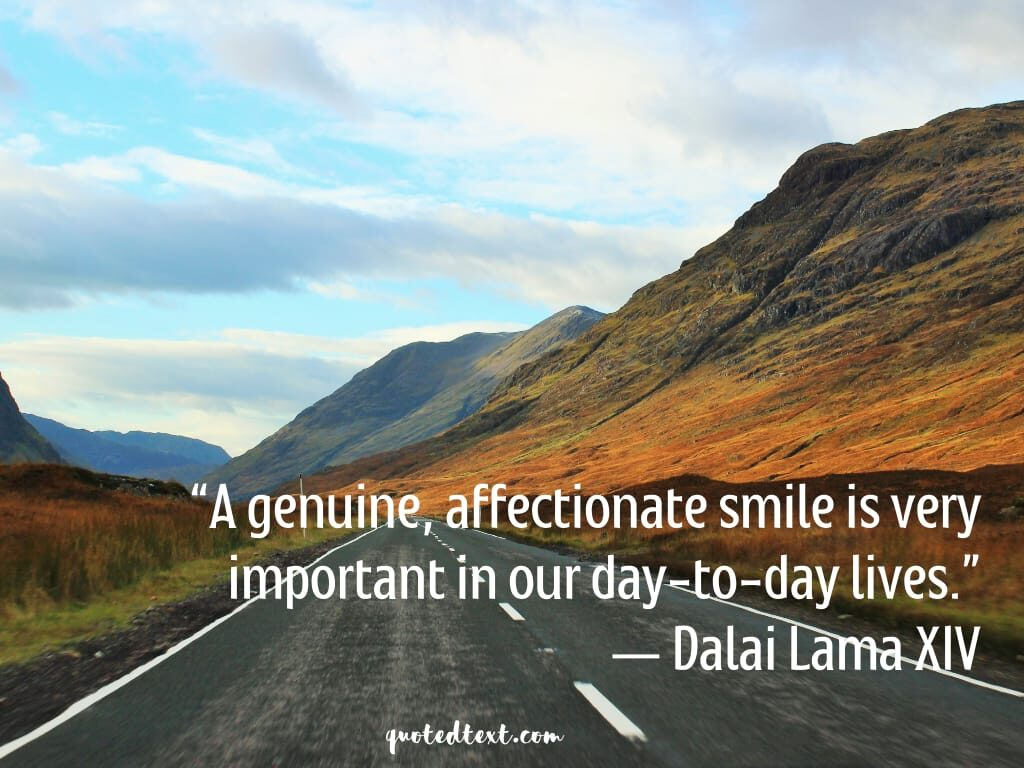 real smile quotes