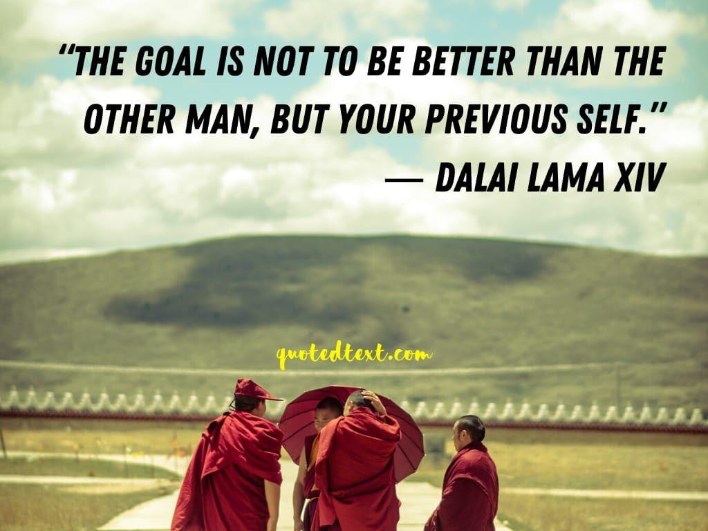 goal dalai lama quotes