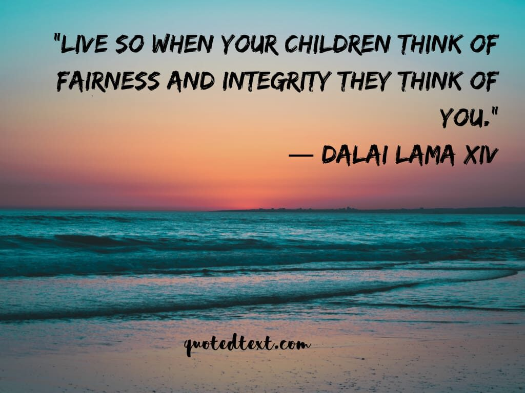 dalai lama quotes on living life