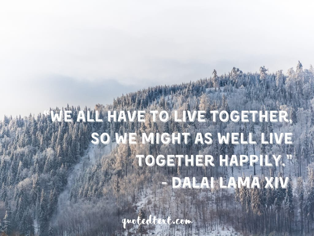 live together quotes