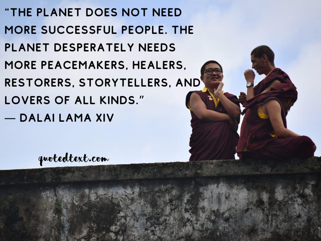 dalai lama quotes on lovers
