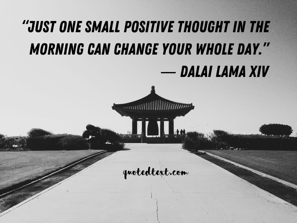 positive thoughts quotes