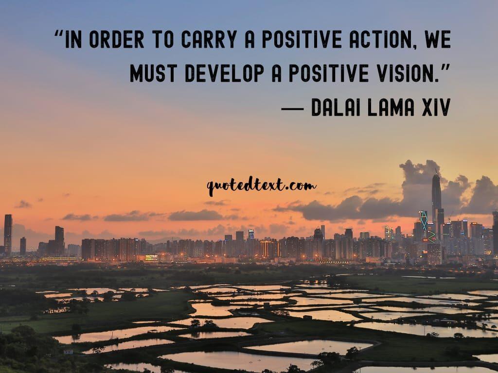 positive quotes by dalai lama