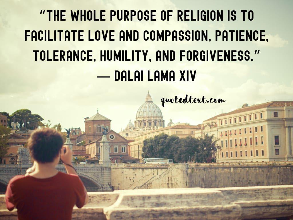 religion quotes by dalai lama