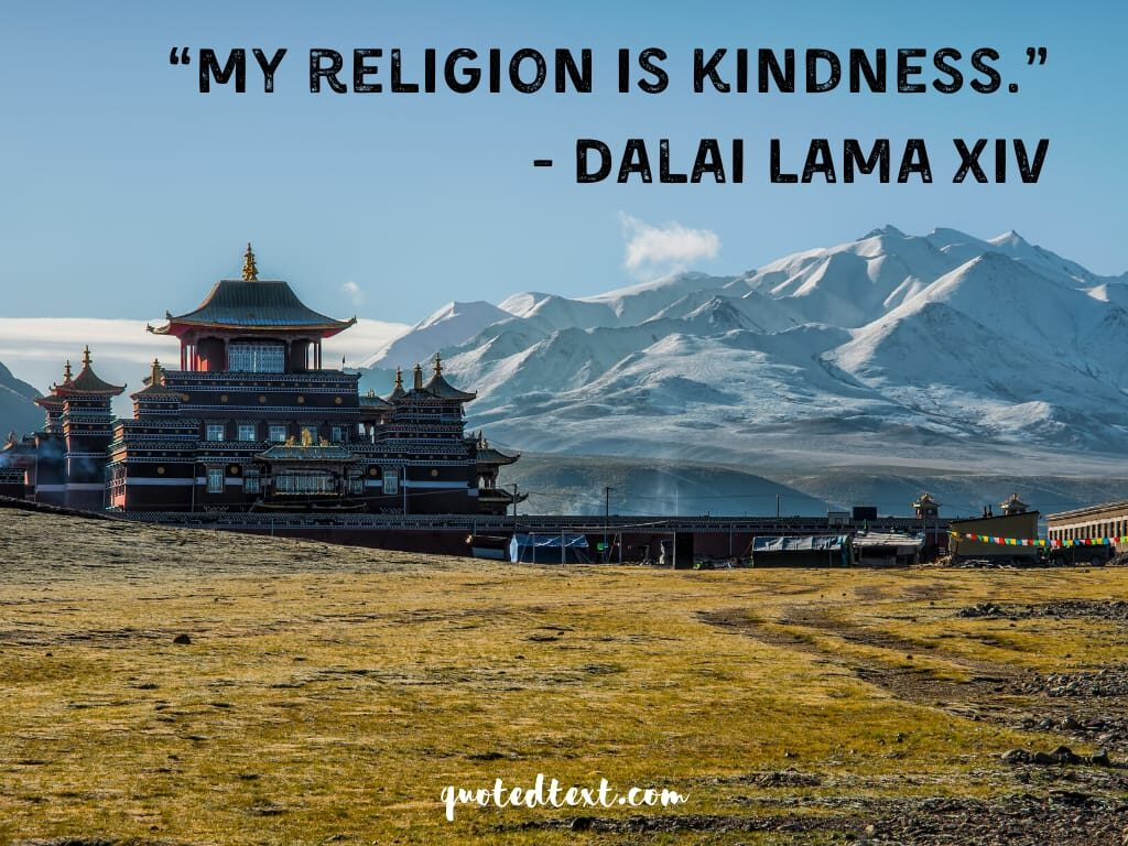 kindness quotes by dalai lama