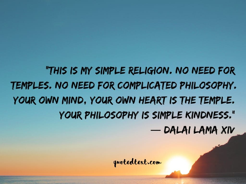 simple kindness quotes