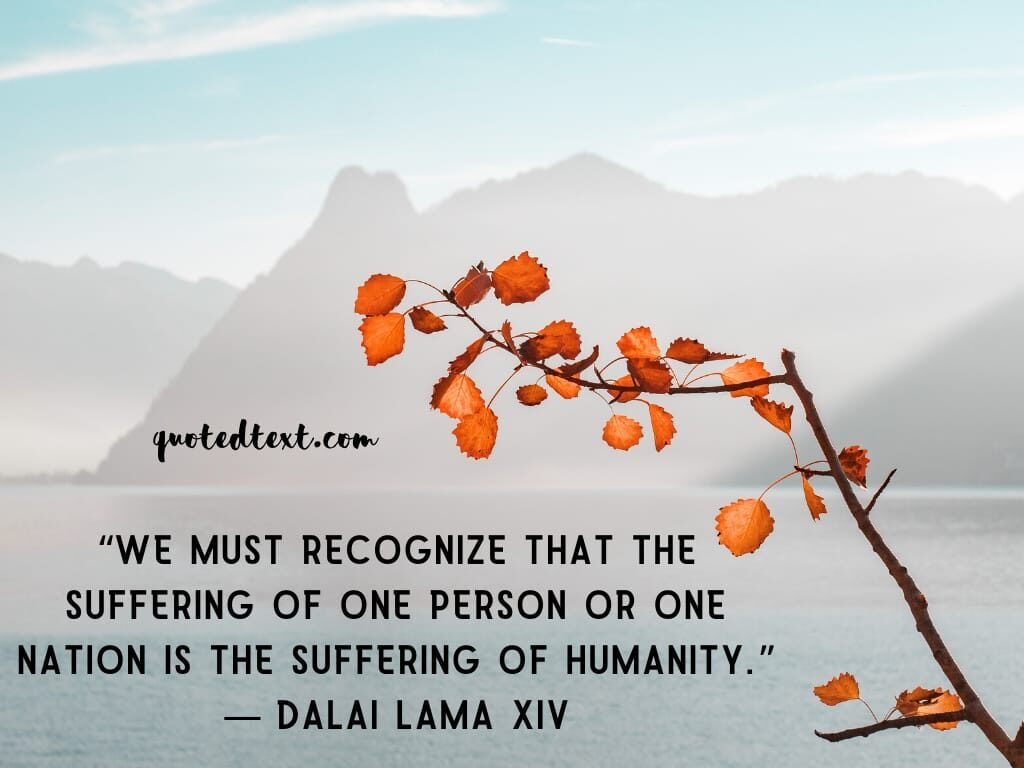 suffering quotes by dalai lama