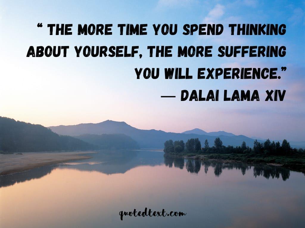 thinking dalai lama quotes