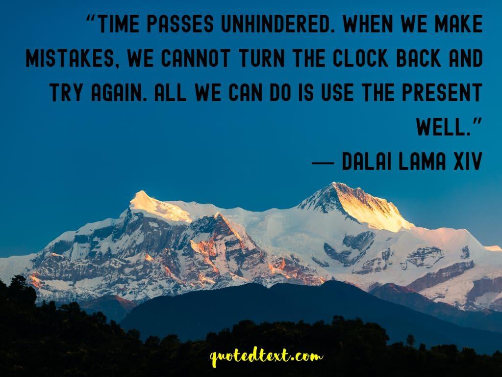 dalai lama quotes on mistake
