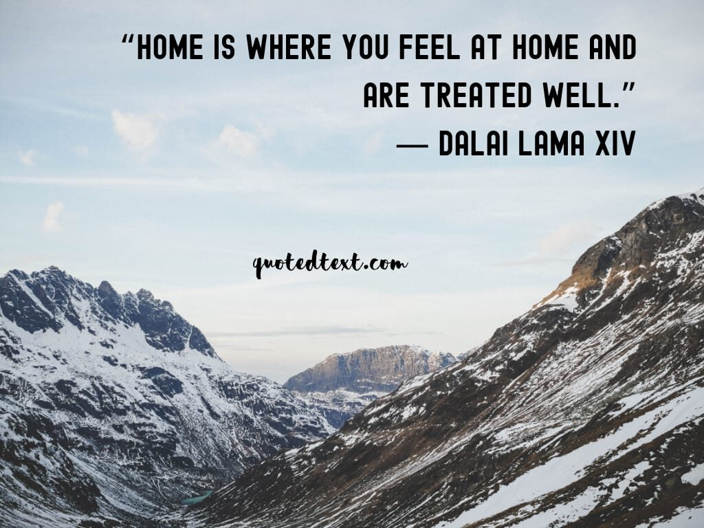 feel home quotes