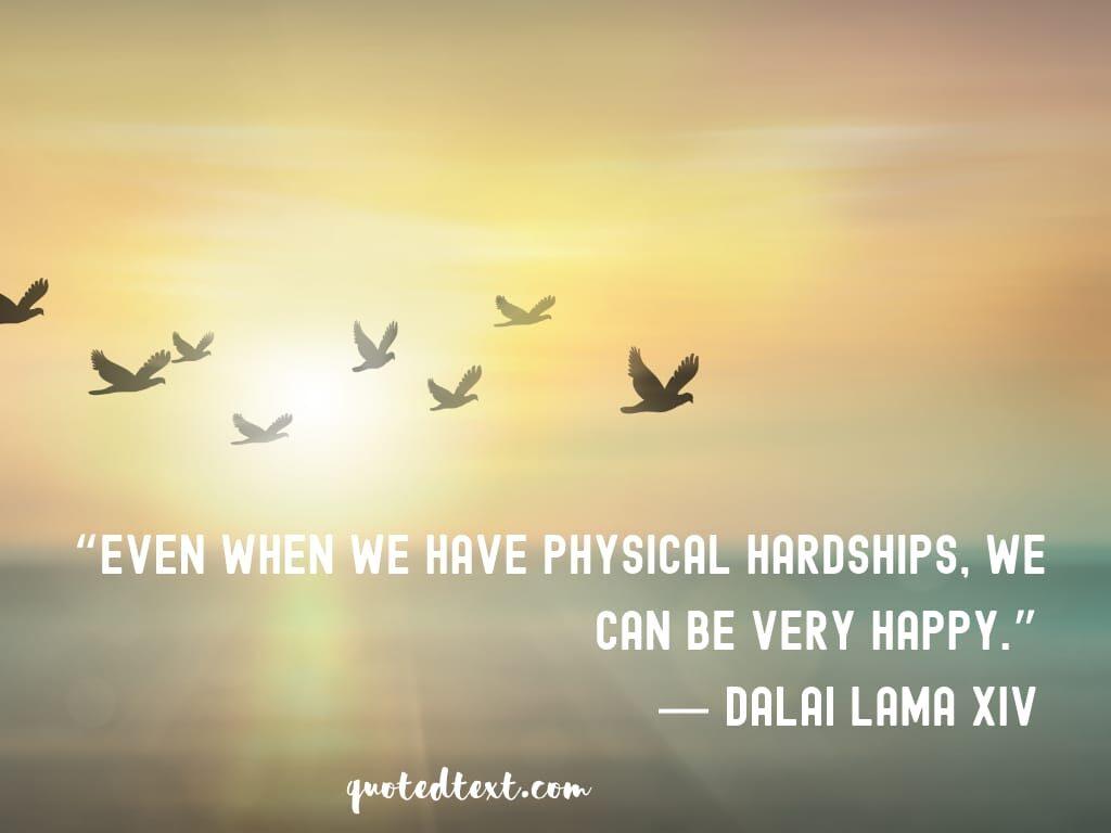 be happy quotes by dalai lama