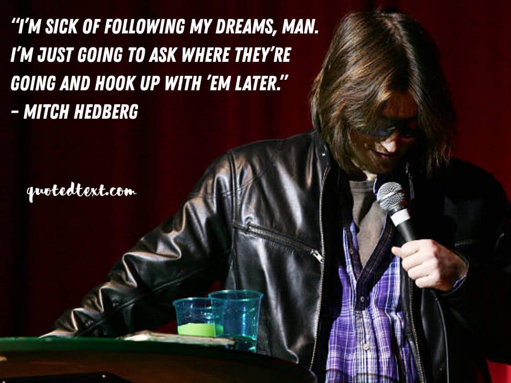 dreams funny quotes