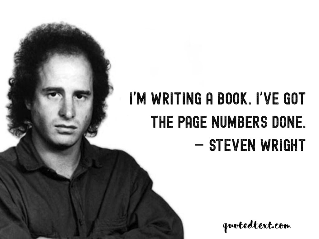 funny quotes on writing