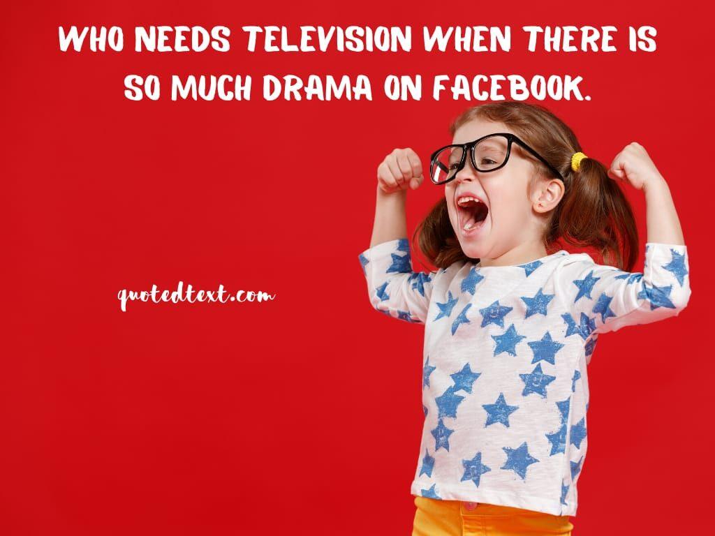 facebook funny status