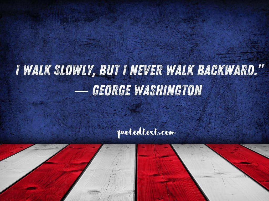 george washington motivational quotes