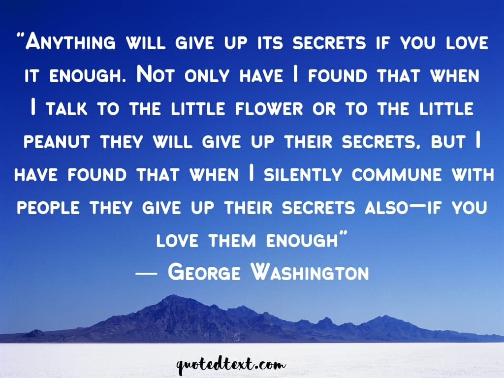 quotes on secrets