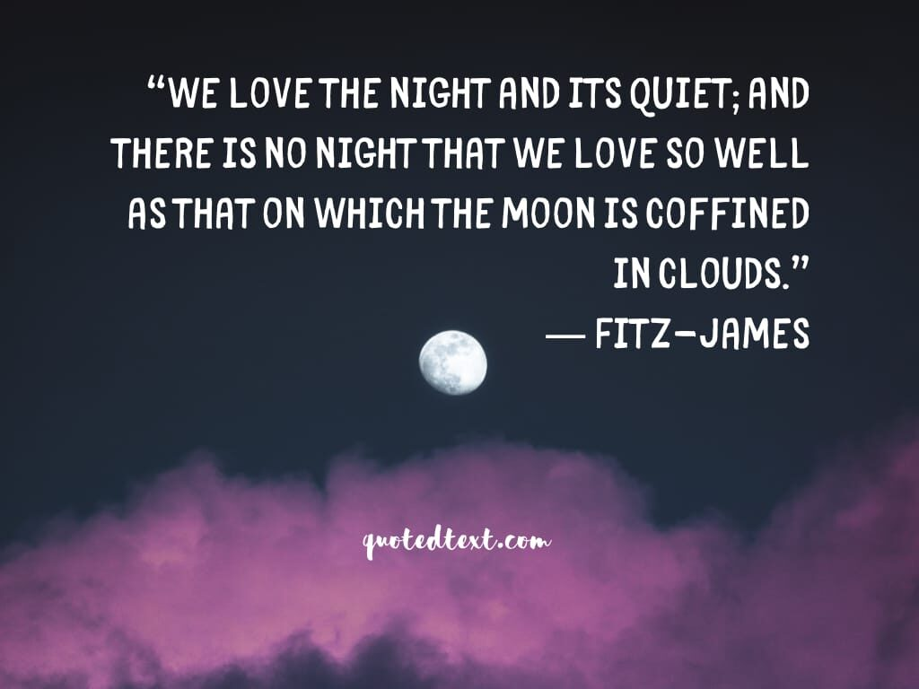 loving night quotes