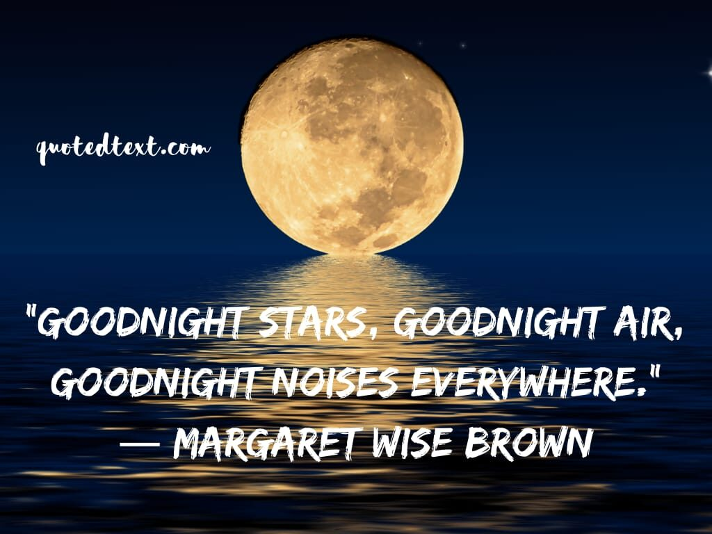 good night quotes on stars