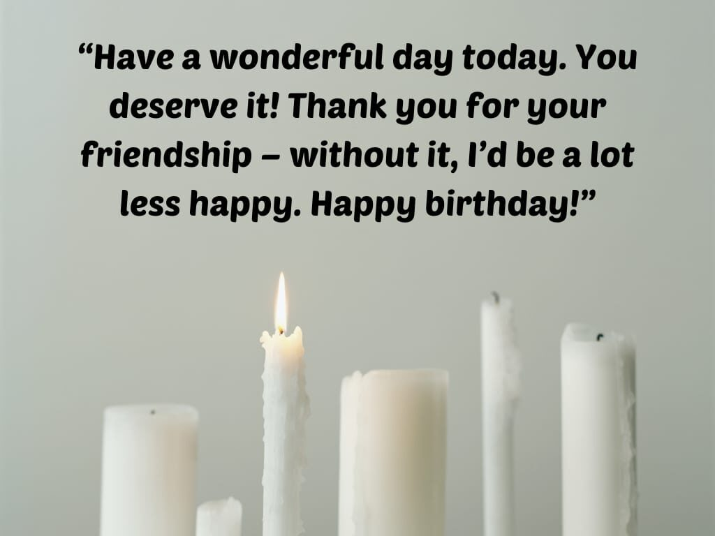 wonderful birthday wishes