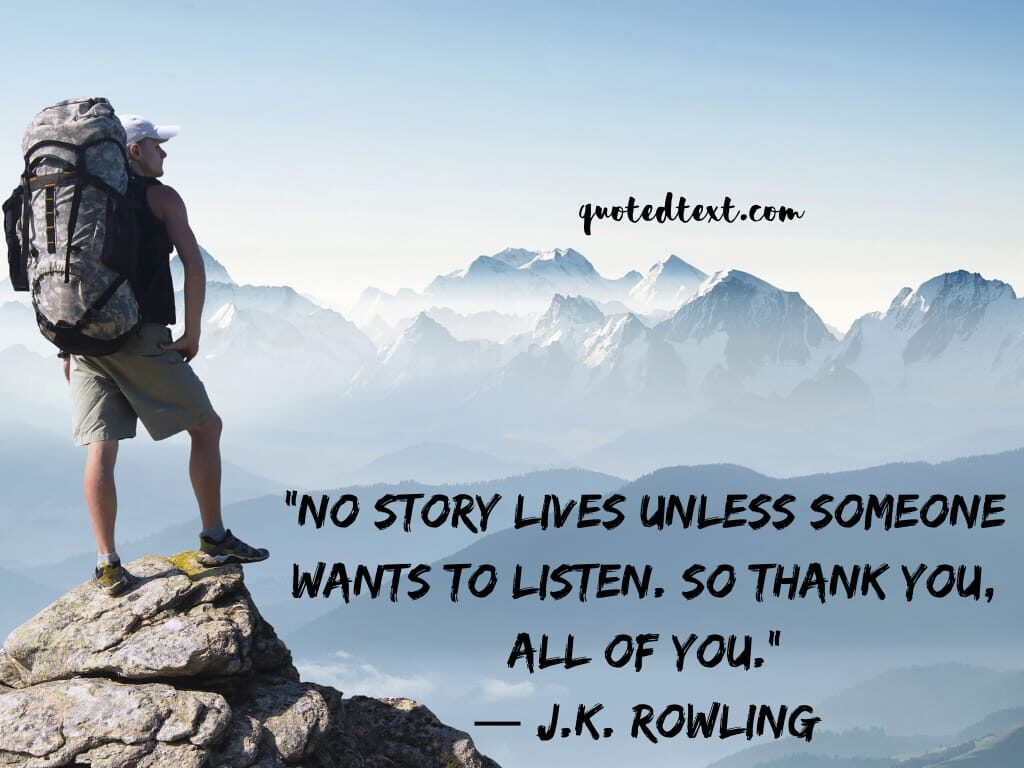 J.K Rowling quotes on motivation