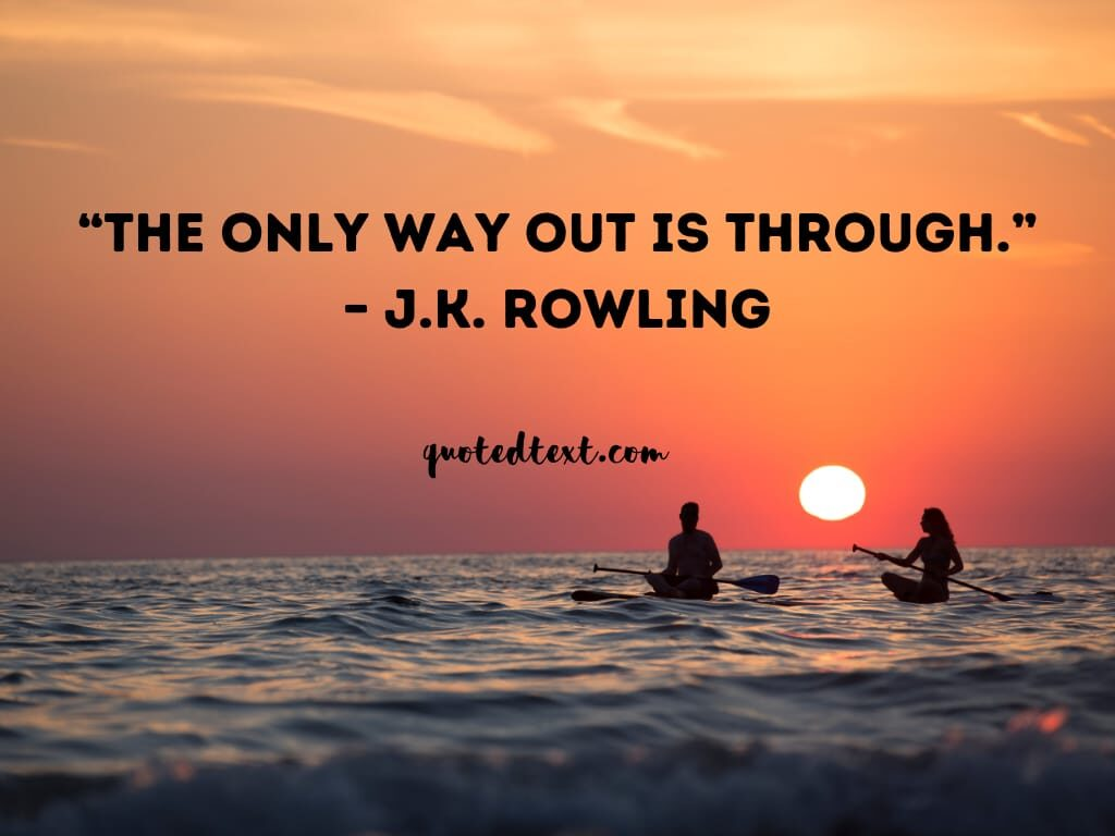 J.K Rowling inspirational quotes