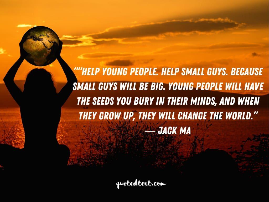 jack ma quotes on mindset