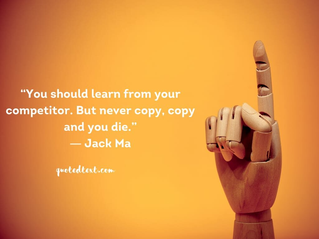 jack ma quotes on learning