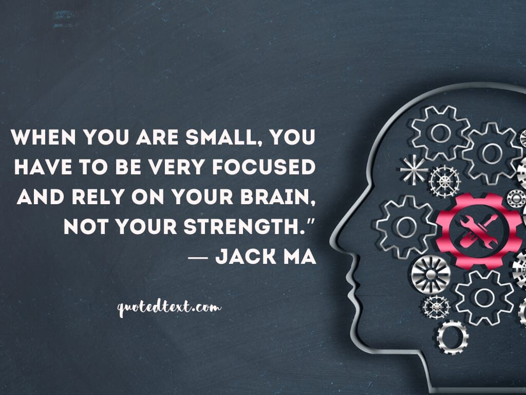 jack ma quotes on strength