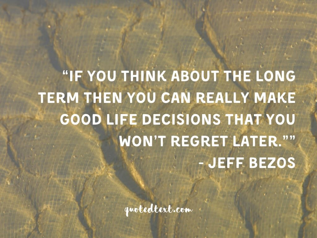 quotes on regret
