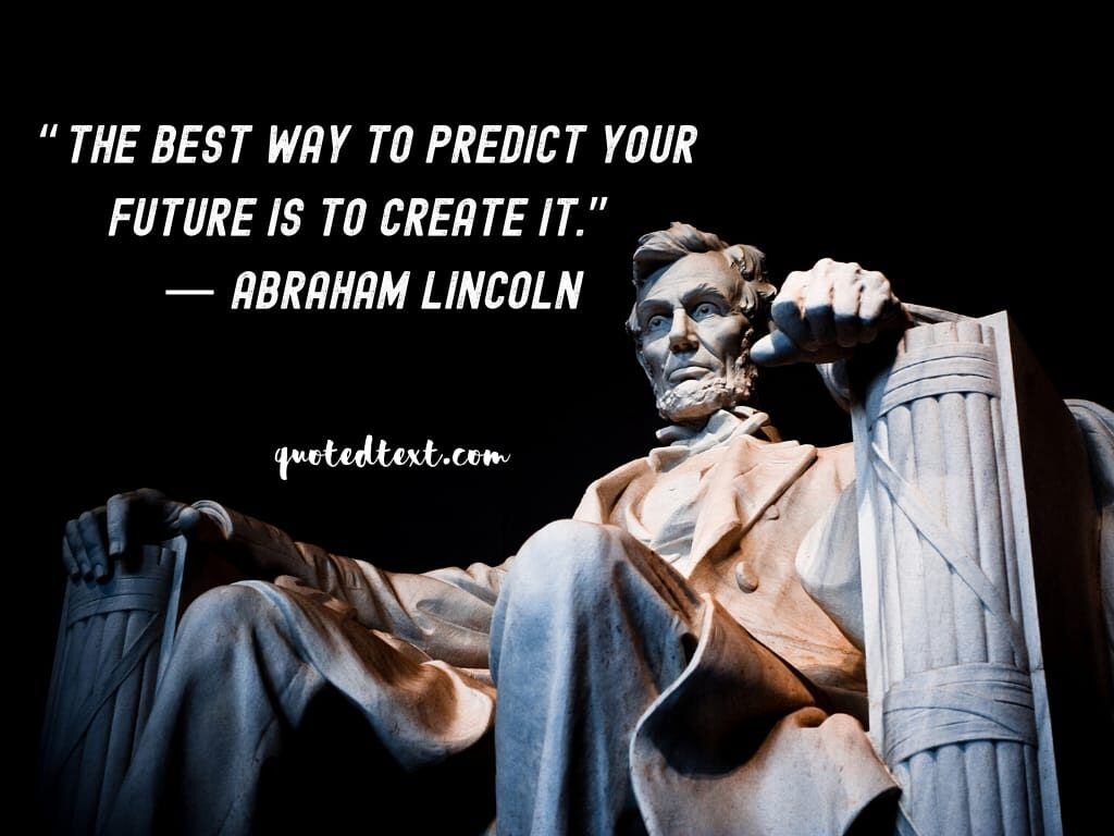 life quotes by abraham lincolin