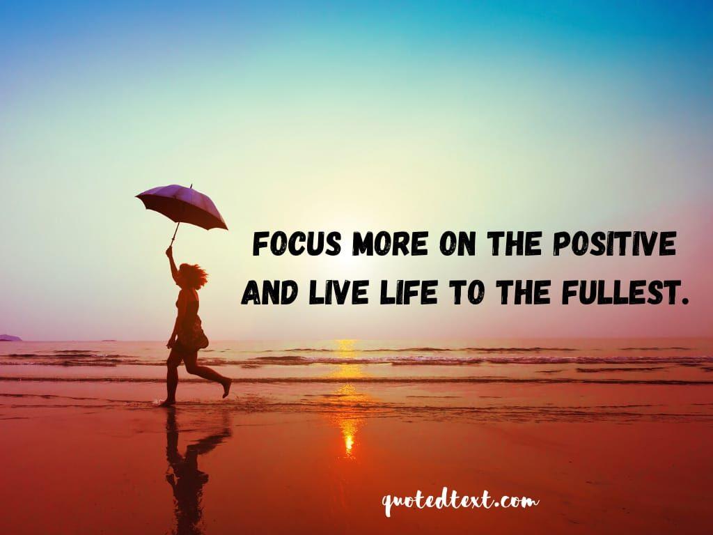 status on focusing