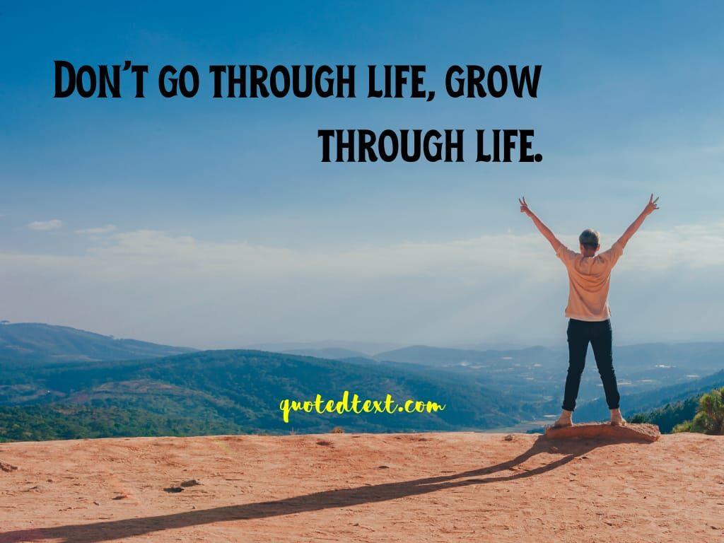 growing life status