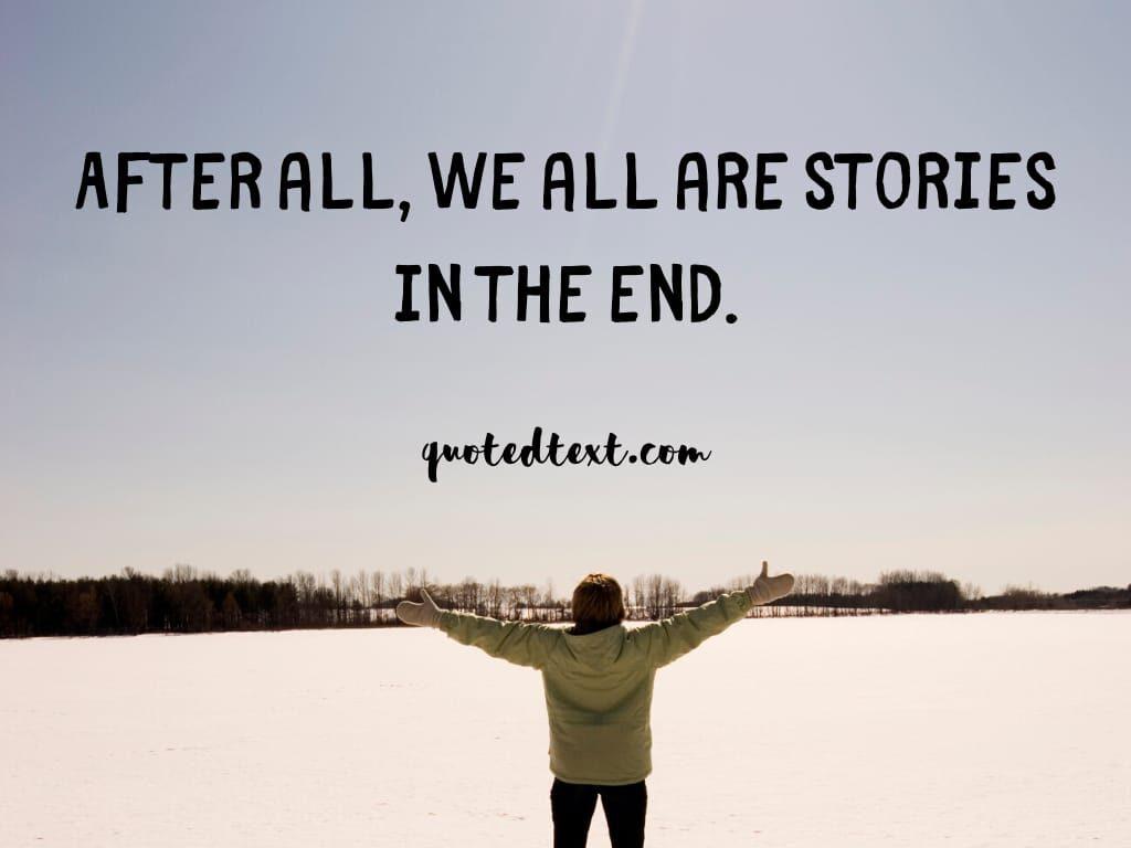 stories life status