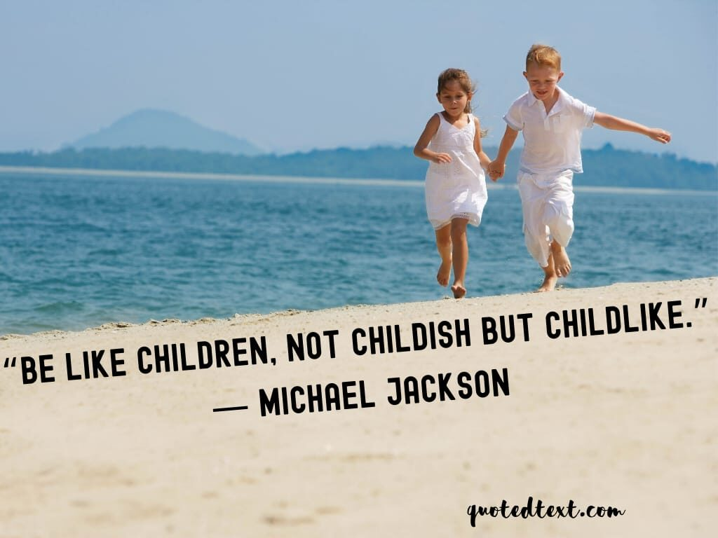 be children quotes