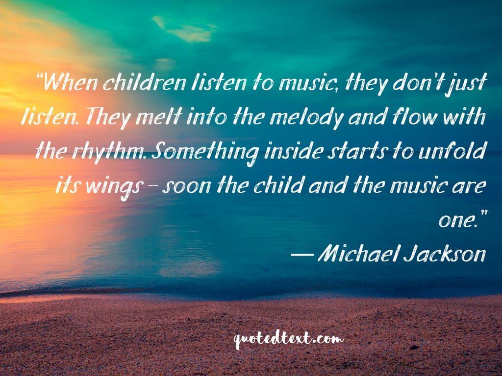 listen music quotes