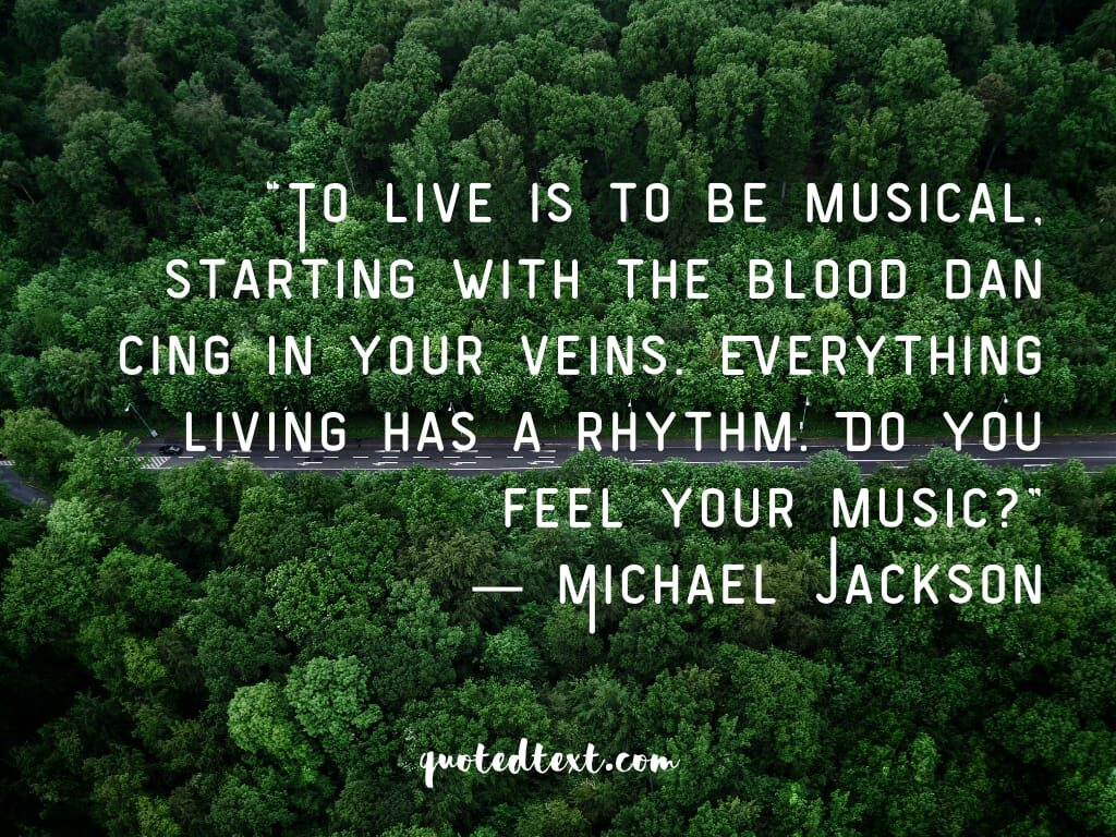 musical life quotes