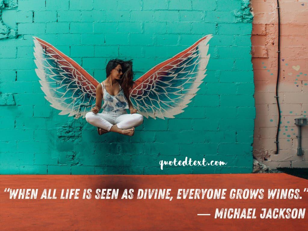 michael jackson life new quotes