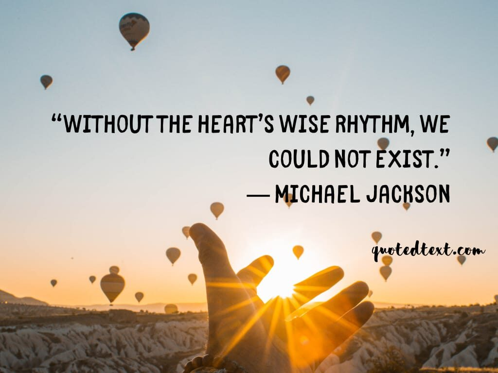 nature quotes by michael jackson