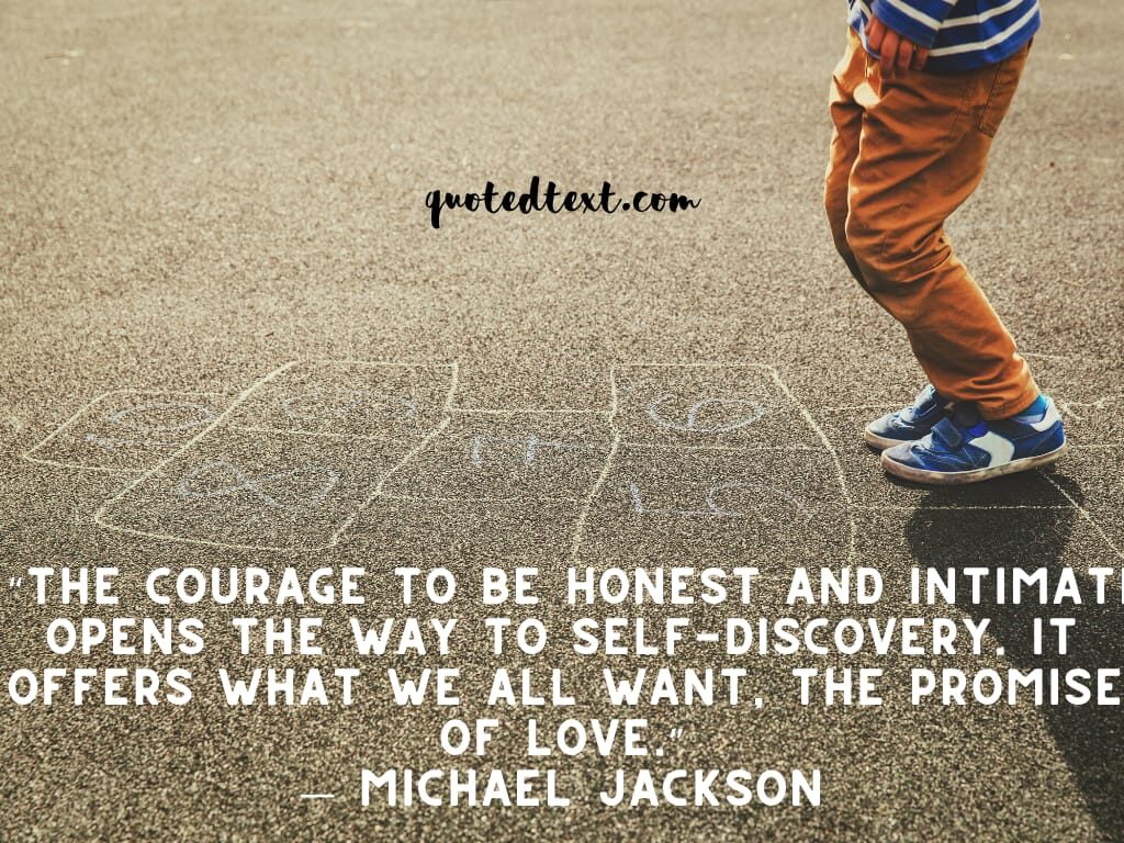 michael jackson new quotes