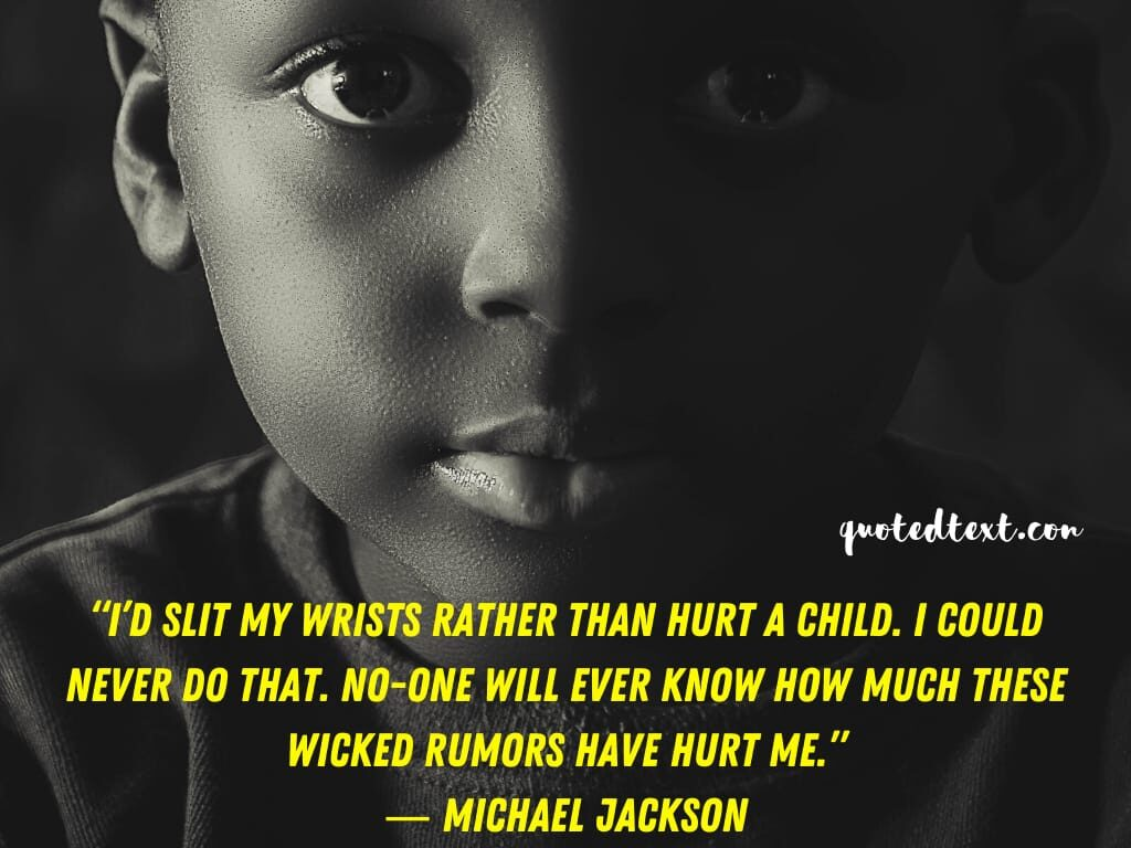 best michael jackson quotes