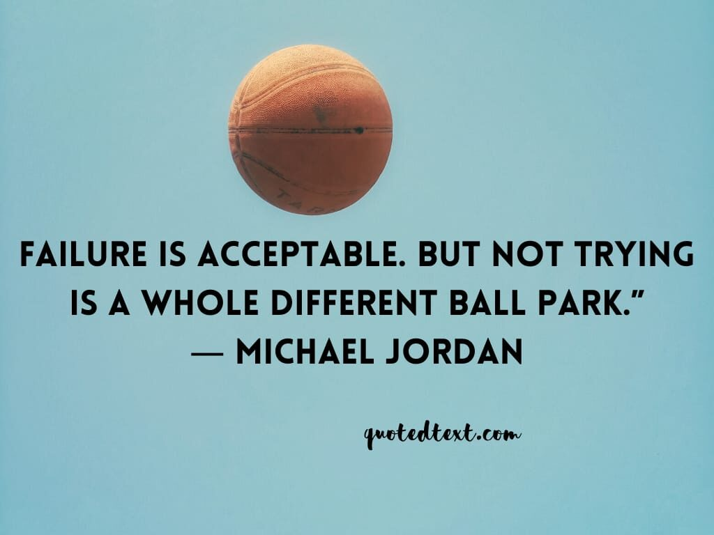 michael jordan quotes on failure