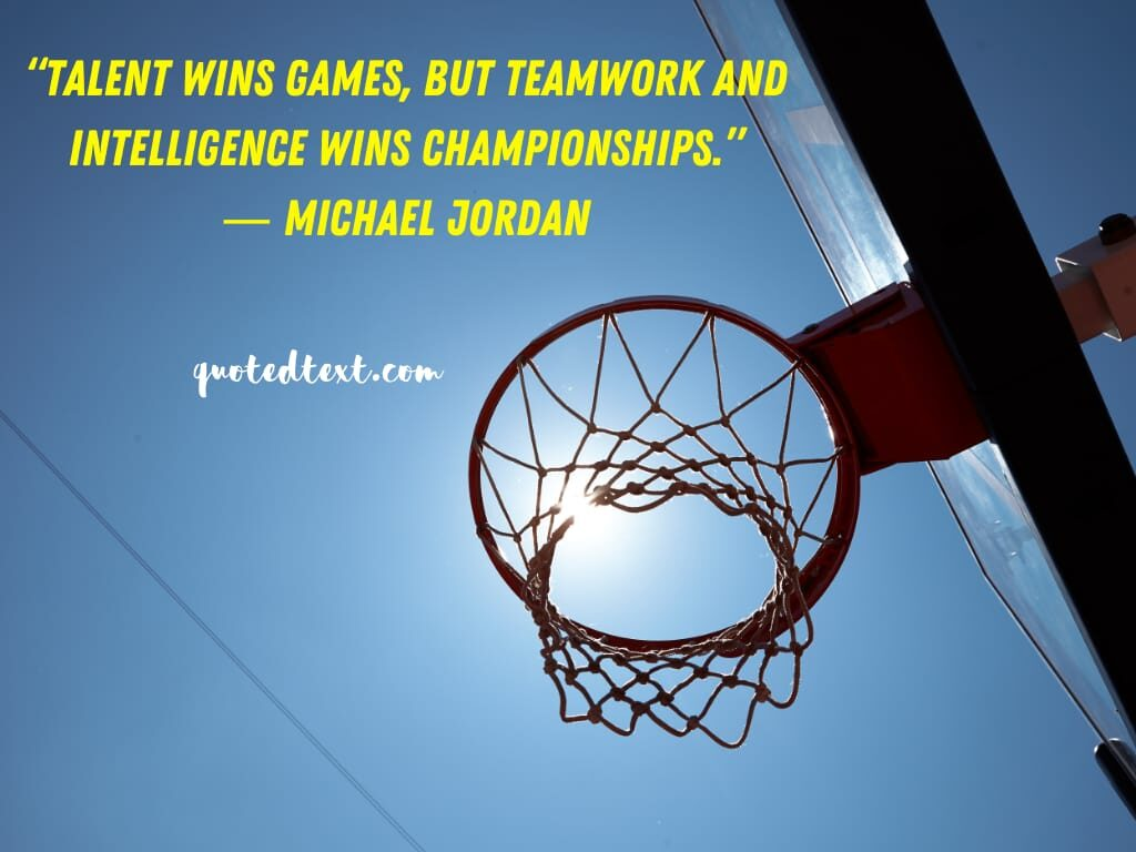 michael jordan quotes on talent