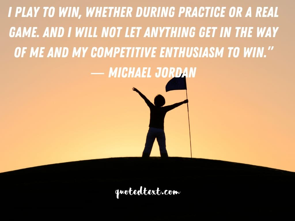 michael jordan quotes on winning