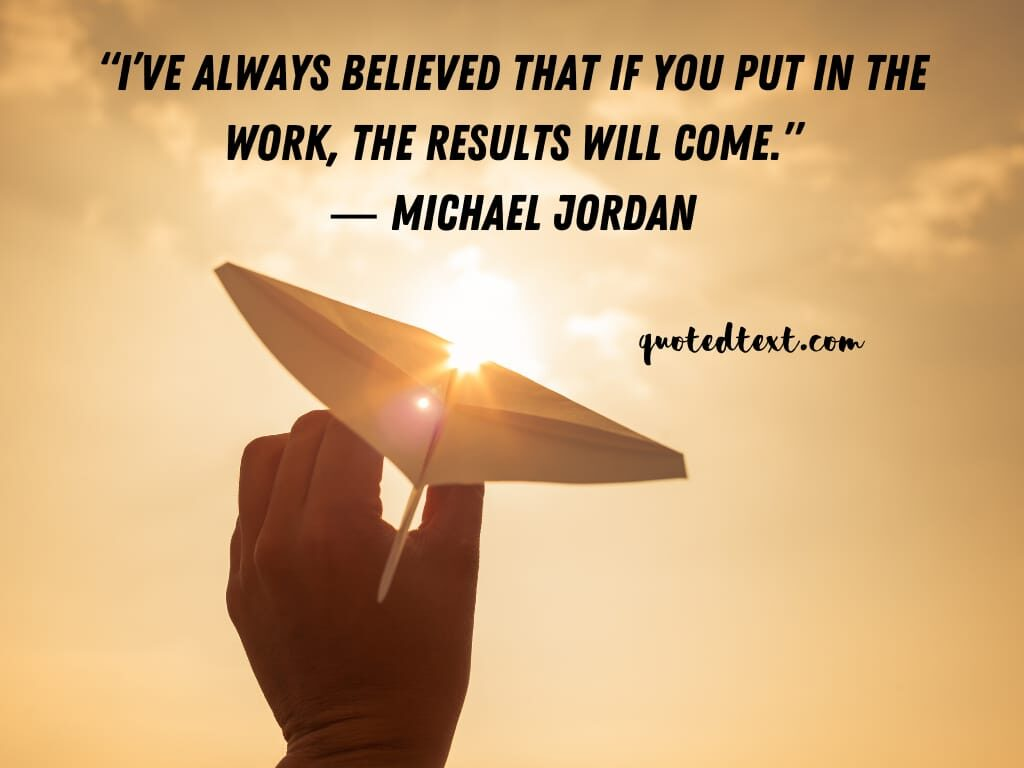 michael jordan quotes on believing