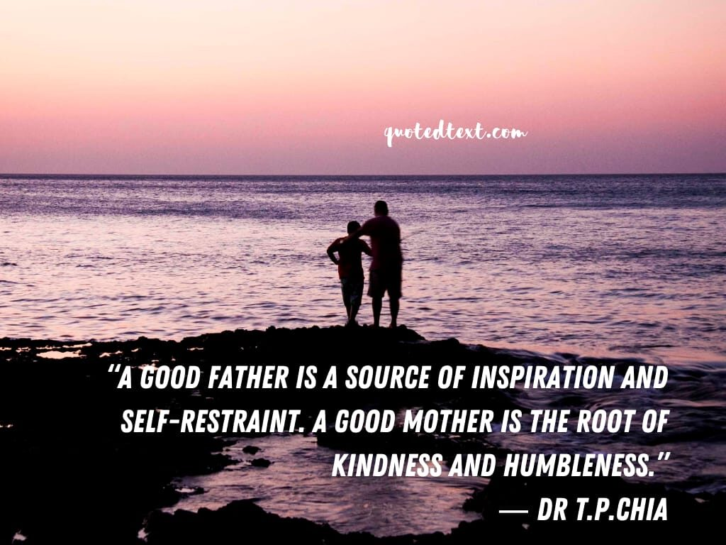 father and mother love quotes